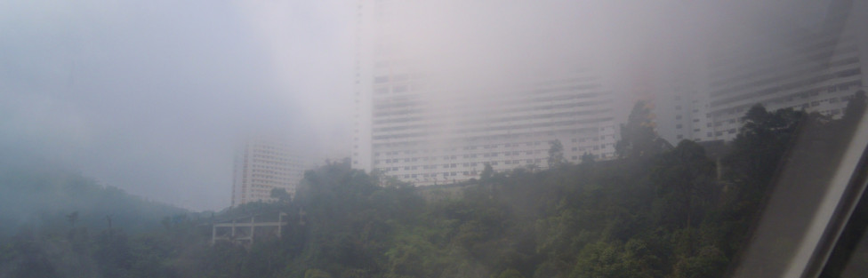 Genting Highlands – Cool Thoughts
