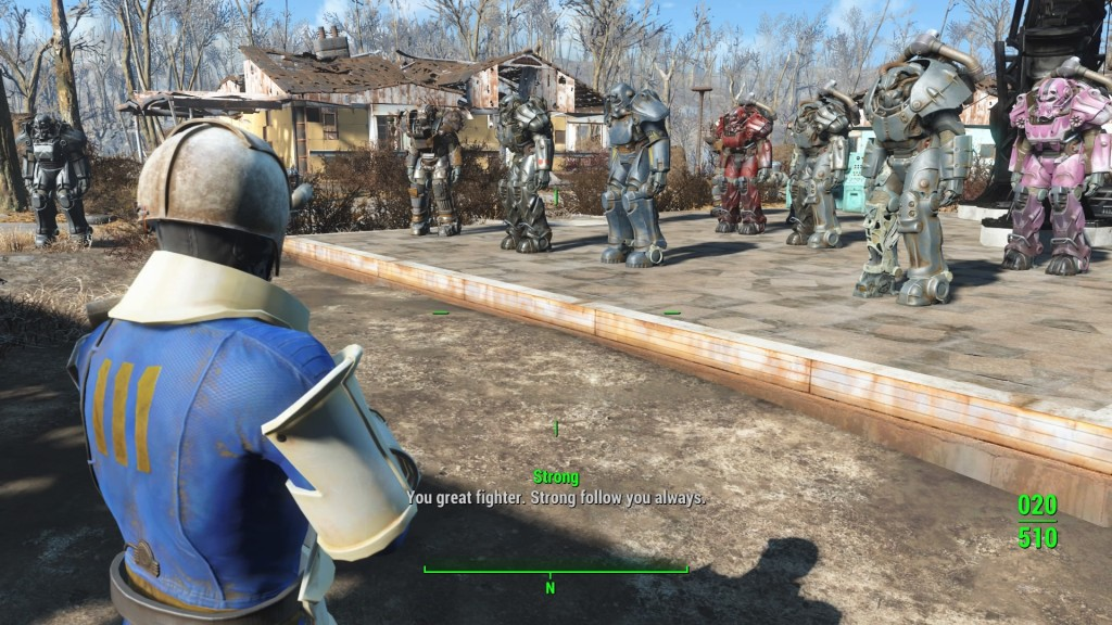Fallout 4 Ps4 Final Thoughts Myertha Blog